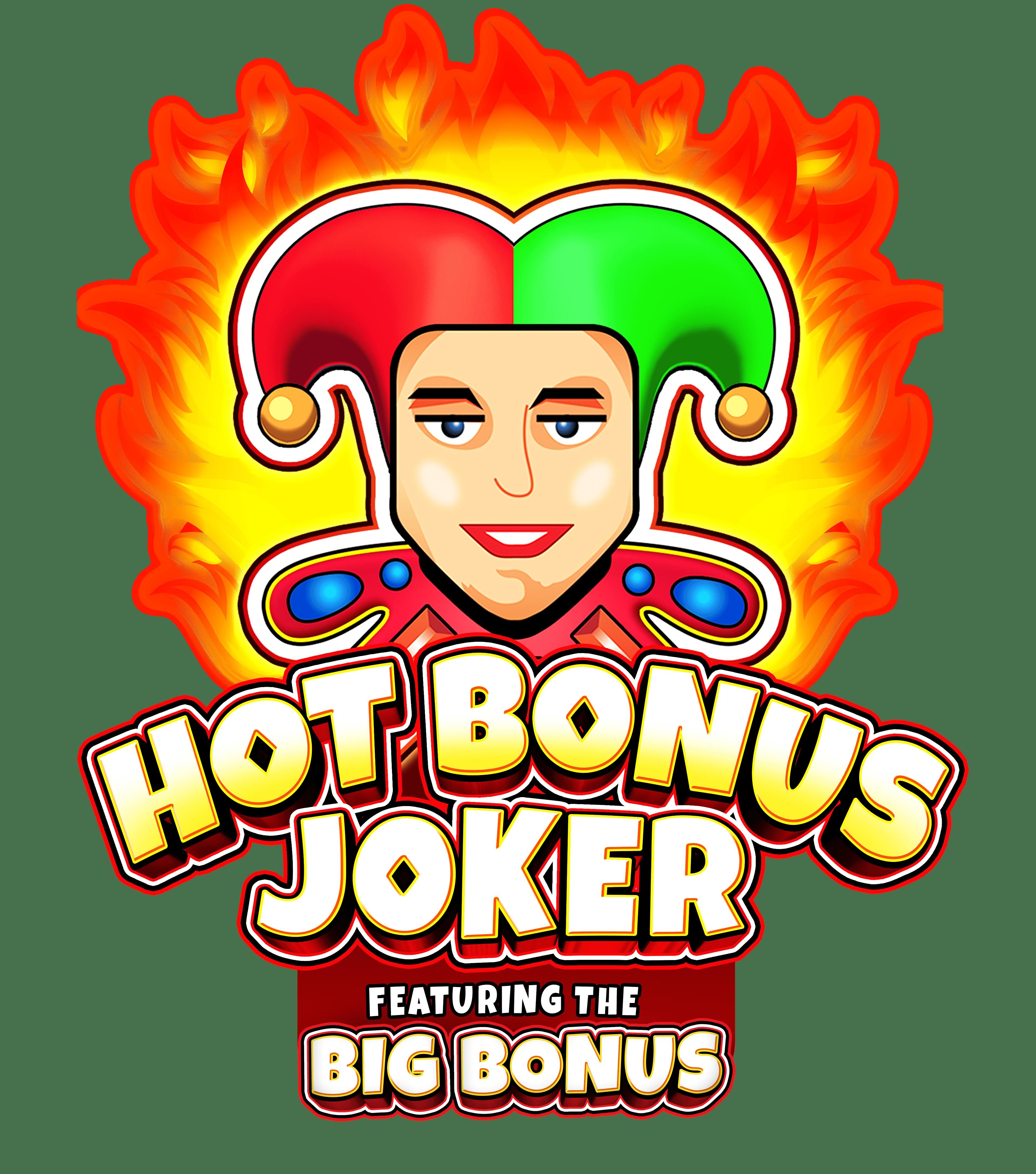 Hot Bonus Joker Logo