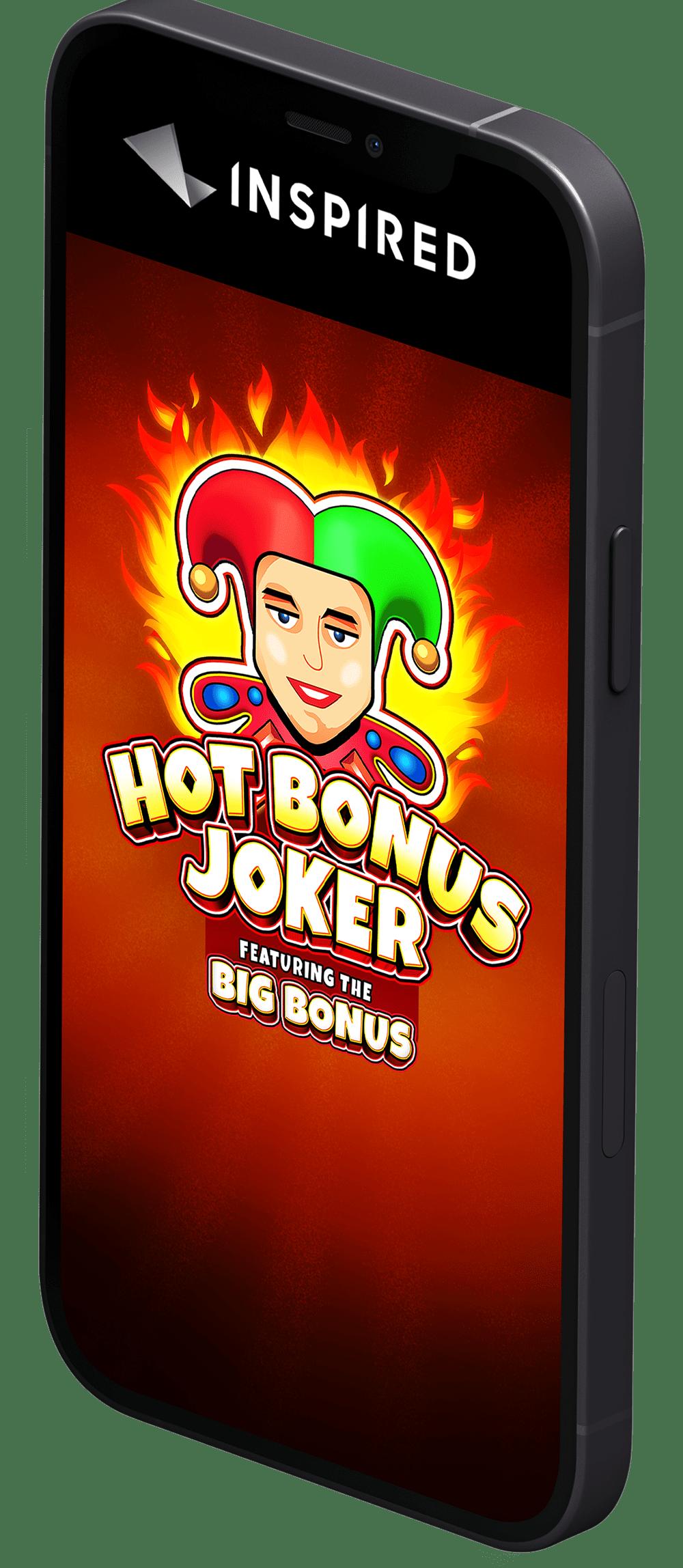Hot Bonus Joker iPhone 12